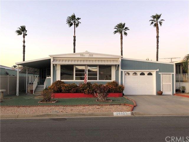26023 Queen Palm Drive, Homeland, CA 92548 - MLS#: SW19256873