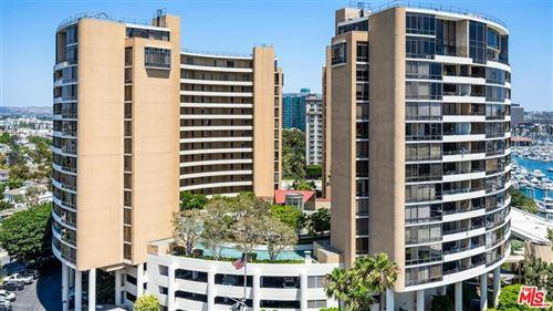 Photo of 4335 Marina city Drive #PH33, Marina del Rey, CA 90292 (MLS # 21695874)