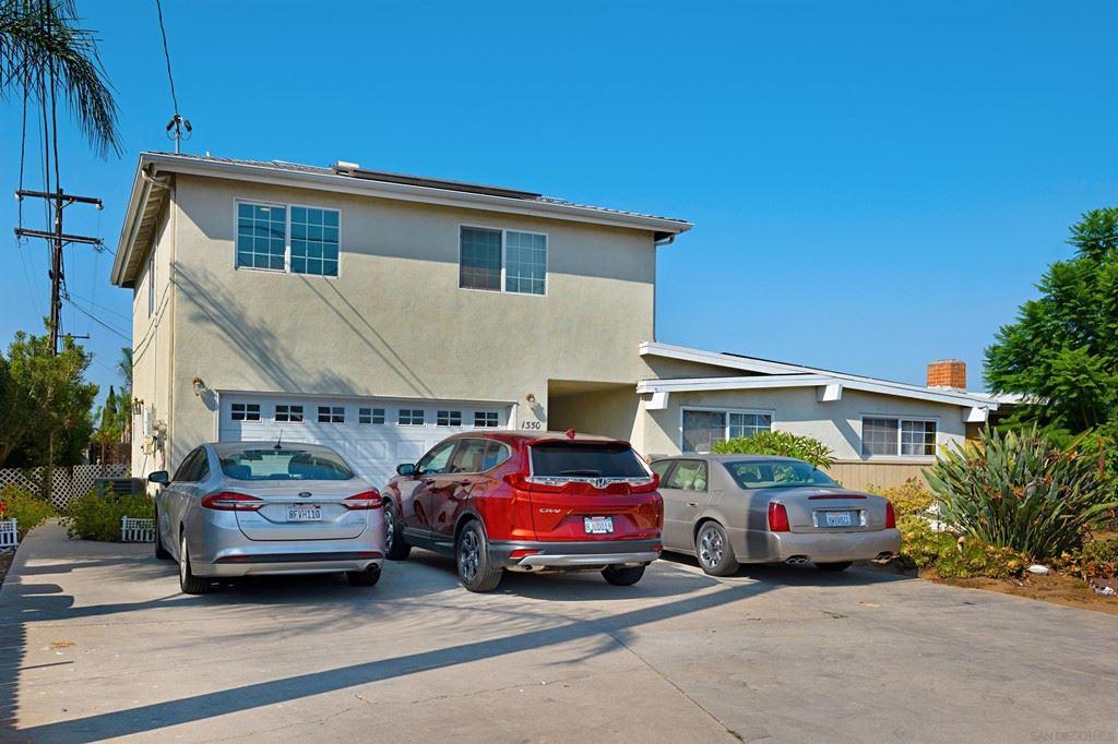 1350 E Lexington, El Cajon, CA 92019 - MLS#: 210025874