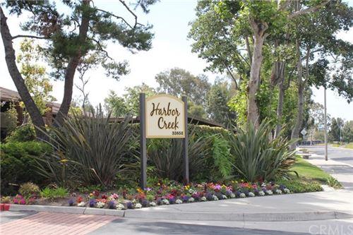 Photo of 33852 Del Obispo Street #107, Dana Point, CA 92629 (MLS # OC19281875)