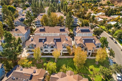 Photo of 26846 Claudette Street #209, Canyon Country, CA 91351 (MLS # SR21231875)