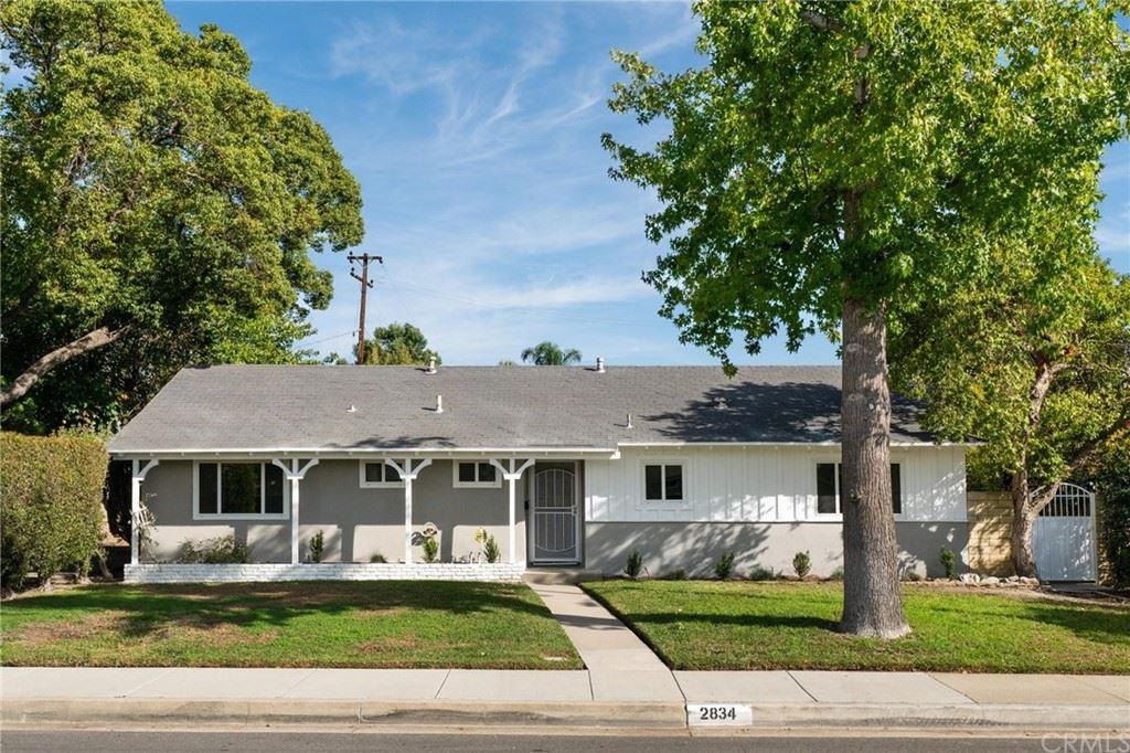 2834 N White Avenue, La Verne, CA 91750 - MLS#: CV21233875
