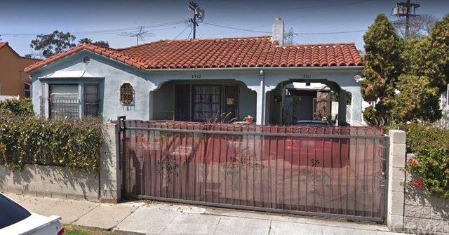 2401 Clyde Avenue, Los Angeles, CA 90016 - MLS#: PW20073875