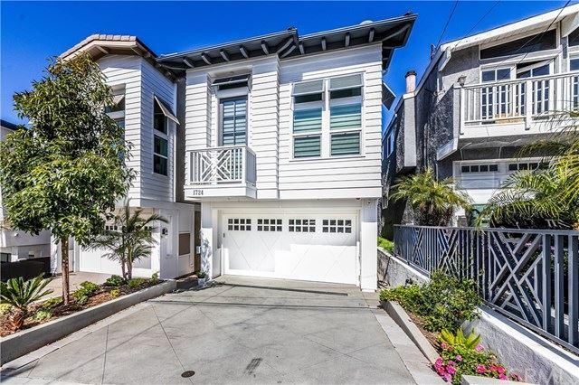 1724 Steinhart Avenue, Redondo Beach, CA 90278 - MLS#: SB21091875