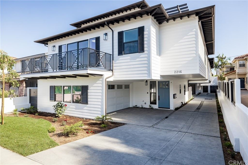2216 Gates Avenue #B, Redondo Beach, CA 90278 - MLS#: SB21147875