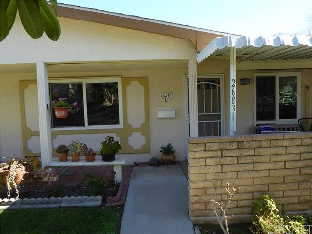 Photo for 26831 Avenue Of The Oaks #C, Newhall, CA 91321 (MLS # SR21024875)