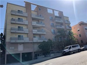 Photo of 980 S Oxford Avenue #101, Los Angeles, CA 90006 (MLS # OC19246876)