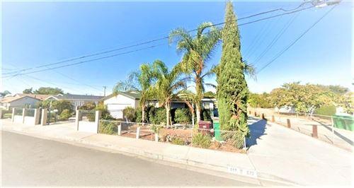 Photo of 617 & 619 E Adams Street, Santa Ana, CA 92707 (MLS # PW21175876)