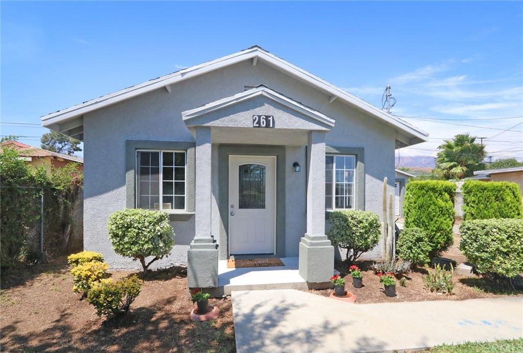 261 E Pomona Avenue, Monrovia, CA 91016 - MLS#: AR21173876