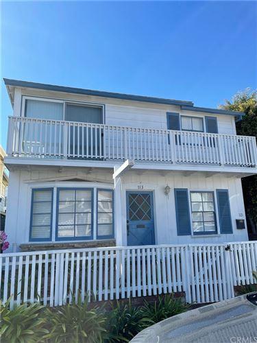 Photo of 113 Coral Avenue, Newport Beach, CA 92662 (MLS # SW21225877)