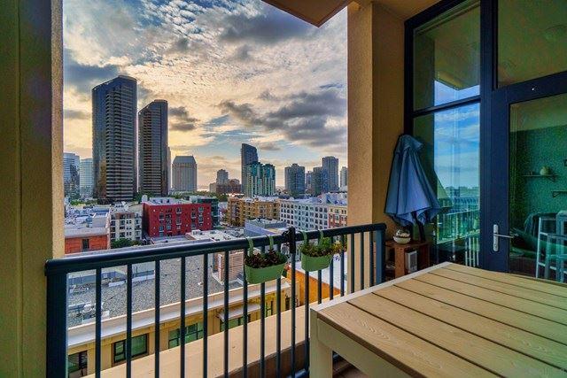 530 K St #1019, San Diego, CA 92101 - MLS#: 210007877