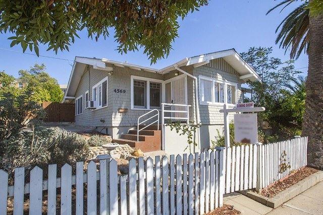 4569 4th Street, La Mesa, CA 91941 - MLS#: PTP2000877