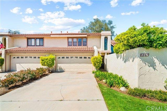 724 Arroues Drive, Fullerton, CA 92835 - MLS#: PW21060877