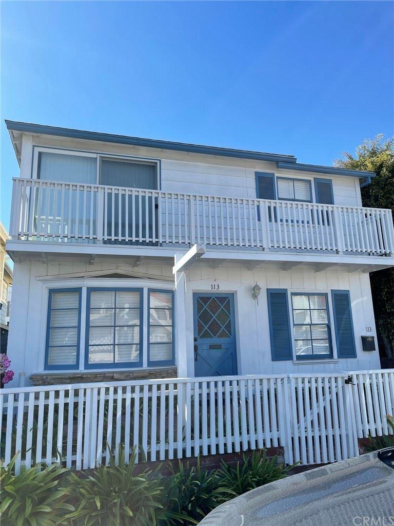 113 Coral Avenue, Newport Beach, CA 92662 - MLS#: SW21225877