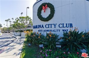 Photo of 4265 Marina City #201, Marina del Rey, CA 90292 (MLS # 19467878)