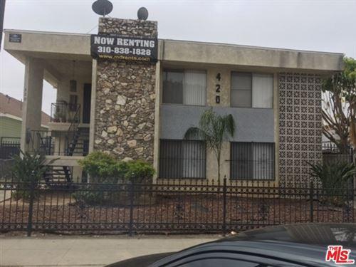 Photo of 420 W Queen Street, Inglewood, CA 90301 (MLS # 21748878)