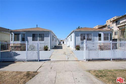 Photo of 6607 Brynhurst Avenue, Los Angeles, CA 90043 (MLS # 21784878)