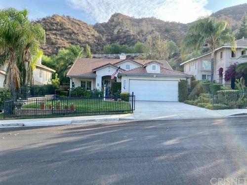Photo of 28116 Cascade Road, Castaic, CA 91384 (MLS # SR20245878)