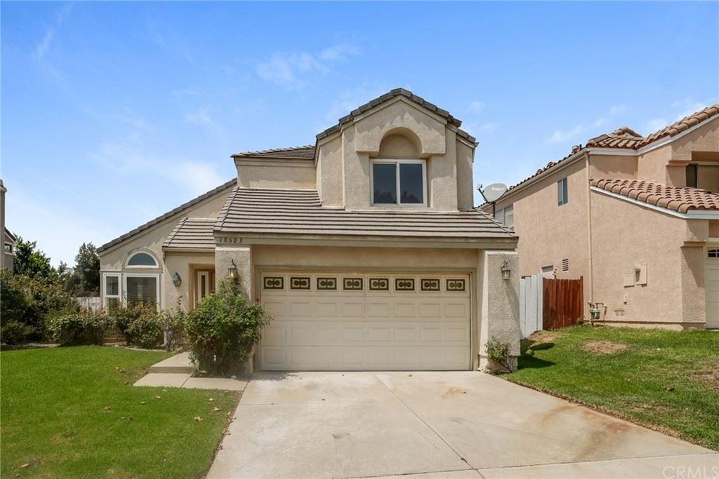 10603 Pepper Ridge Lane, Moreno Valley, CA 92557 - MLS#: IV21187878