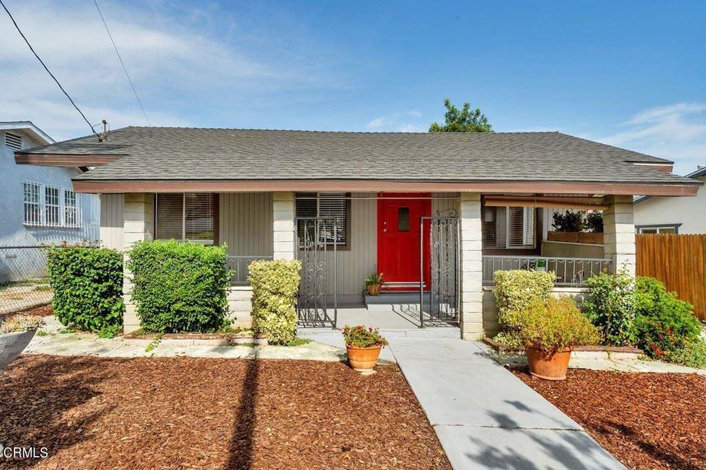 3848 Portola Avenue, Los Angeles, CA 90032 - MLS#: P1-5878