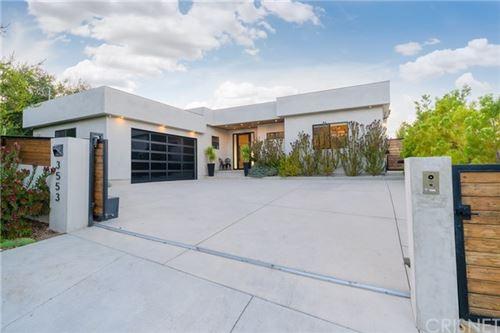 Photo of 3553 Alginet Drive, Encino, CA 91436 (MLS # SR20151879)
