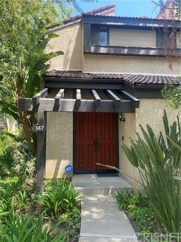 Photo of 21821 Burbank Boulevard #147, Woodland Hills, CA 91367 (MLS # SR21098879)