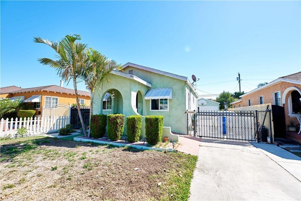 10344 San Carlos Avenue, South Gate, CA 90280 - MLS#: IV21202879