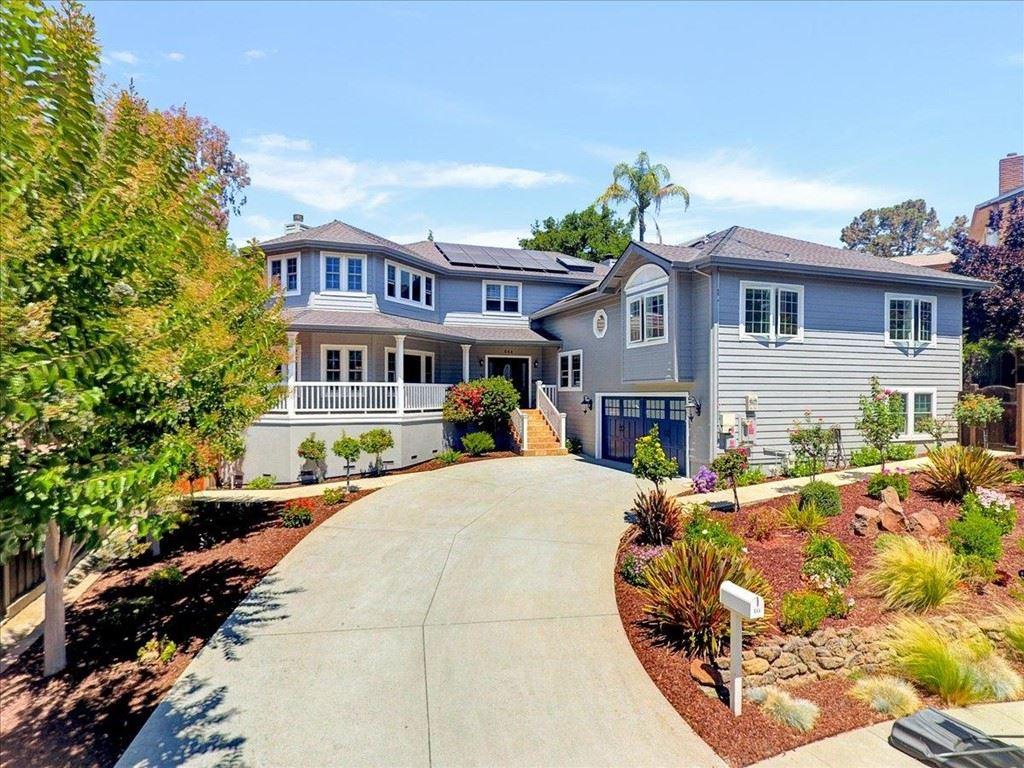 644 Barbour Drive, Redwood City, CA 94062 - MLS#: ML81853879