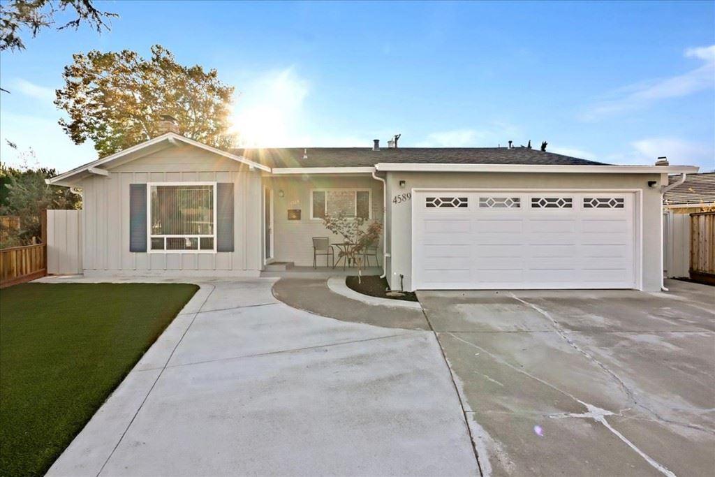 4589 Crockett Court, Fremont, CA 94538 - MLS#: ML81866879