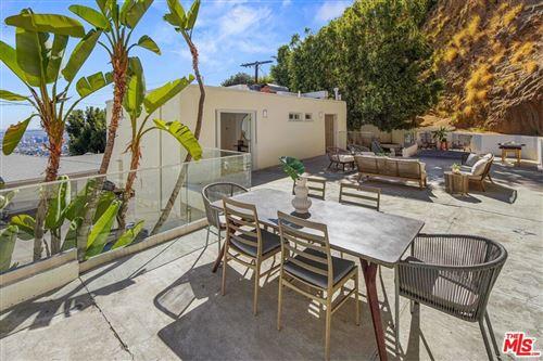 Photo of 1577 VIEWSITE Drive, Los Angeles, CA 90069 (MLS # 21763880)