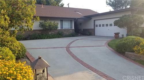 Photo of 17158 Gunther Street, Granada Hills, CA 91344 (MLS # SR20168880)