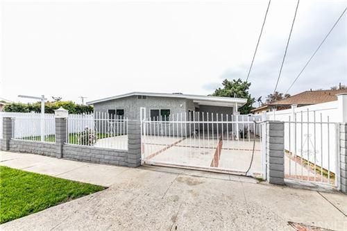 Photo of 11135 El Dorado Avenue, Pacoima, CA 91331 (MLS # SR20216880)