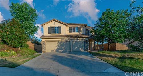 Photo of 27661 Boulder Ridge Drive, Menifee, CA 92584 (MLS # SW20102880)