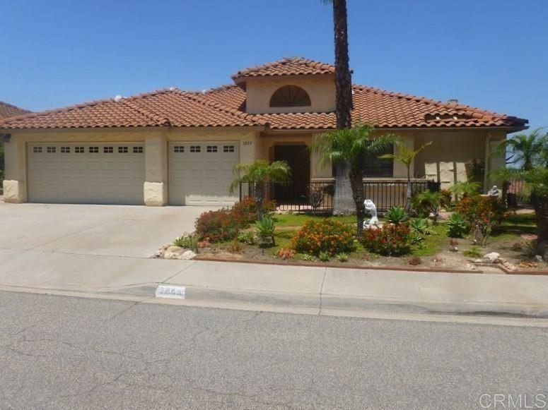 1053 Inspiration Lane, Escondido, CA 92025 - #: NDP2111880