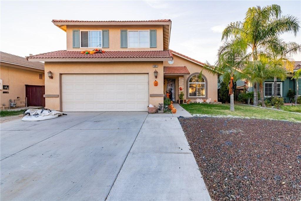 1592 Western Village Drive, San Jacinto, CA 92583 - MLS#: SW21234880