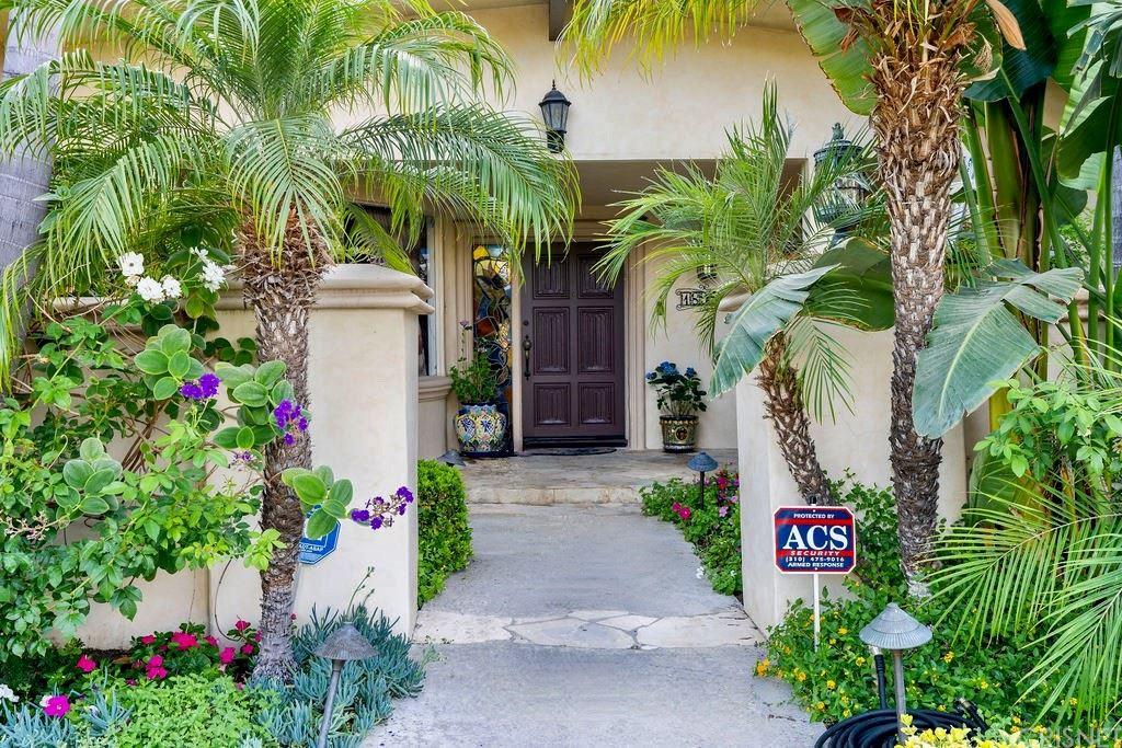 Photo for 18955 La Amistad Place, Tarzana, CA 91356 (MLS # SR21162881)