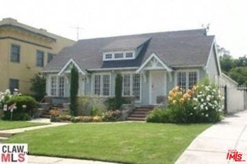Photo of 893 S Norton Avenue, Los Angeles, CA 90005 (MLS # 20626882)