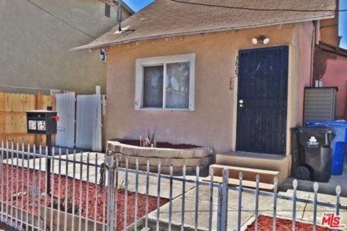 Photo of 3810 Woodlawn Avenue, Los Angeles, CA 90011 (MLS # 20659882)