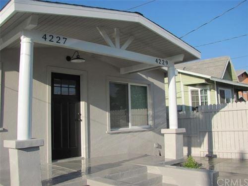 Photo of 4229 Eugene Street, East Los Angeles, CA 90063 (MLS # CV20248882)