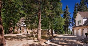 Photo of 28790 Sycamore Drive, Lake Arrowhead, CA 92385 (MLS # EV19190882)