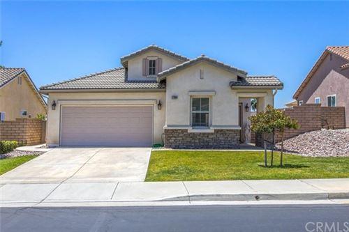 Photo of 27909 Panorama Hills Drive, Menifee, CA 92584 (MLS # EV20142882)