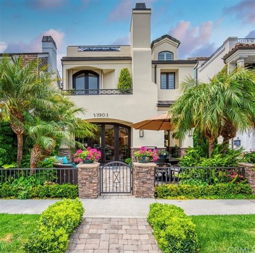 Photo of 503 Carnation Avenue #1, Corona del Mar, CA 92625 (MLS # OC21147882)