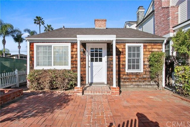 Photo of 203 Opal Avenue, Newport Beach, CA 92662 (MLS # OC20257882)