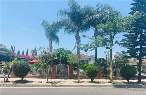 Photo of 8019 Saint Clair Avenue, North Hollywood, CA 91605 (MLS # SR21097883)