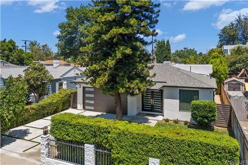 Photo of 14147 Califa Street, Sherman Oaks, CA 91401 (MLS # SR21160883)