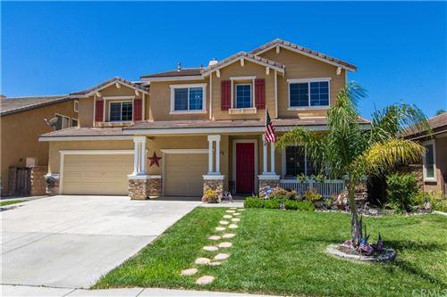 Photo of 37071 Tree Ridge Drive, Murrieta, CA 92563 (MLS # SW20155883)