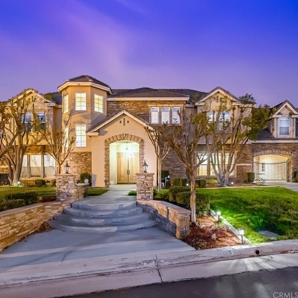 7300 Chateau Ridge Lane, Riverside, CA 92506 - MLS#: IV20150883