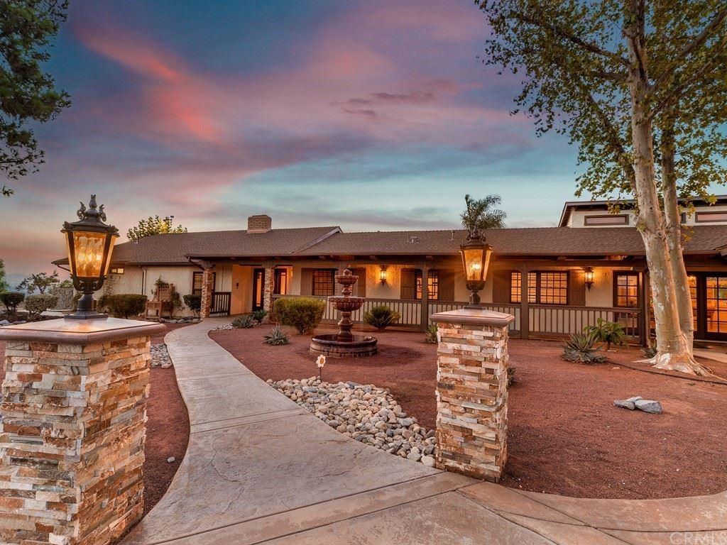 17265 Ridge Canyon Drive, Riverside, CA 92506 - MLS#: IV21183883