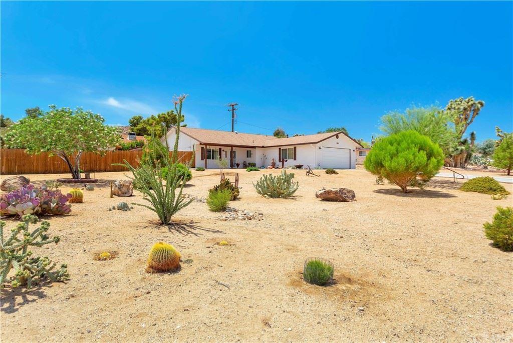 56885 El Dorado Drive, Yucca Valley, CA 92284 - MLS#: JT21159883