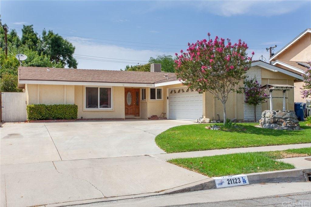 21123 Cedarfalls Drive, Santa Clarita, CA 91350 - #: SR21152883